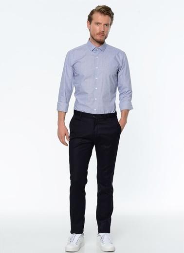 George Hogg George Hogg Koyu Erkek Klasik Pantolon Lacivert